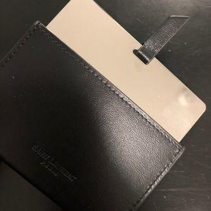 SAINT LAURENT CARD CASE